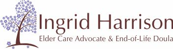 Ingrid Harrison | Elder Care Advocate & End-of-Life Doula Serving Connecticut Logo